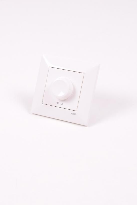 Светорегулятор 600W MERIDIAN (белый) арт.90970020-WH