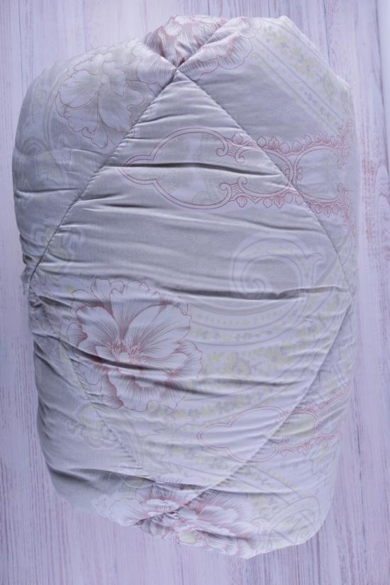 Одеяло  наполнитель антиаллергенный пух, ткань бязь размер 200/220 см арт.200/220
