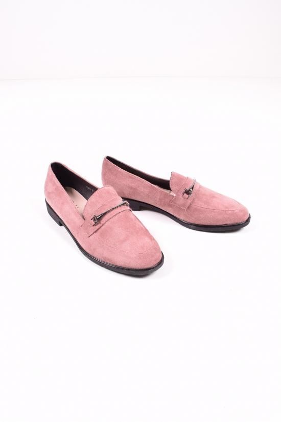 Туфли женские Meideli Размеры в наличии : 36,37,38,39,40,41 арт.1120-21