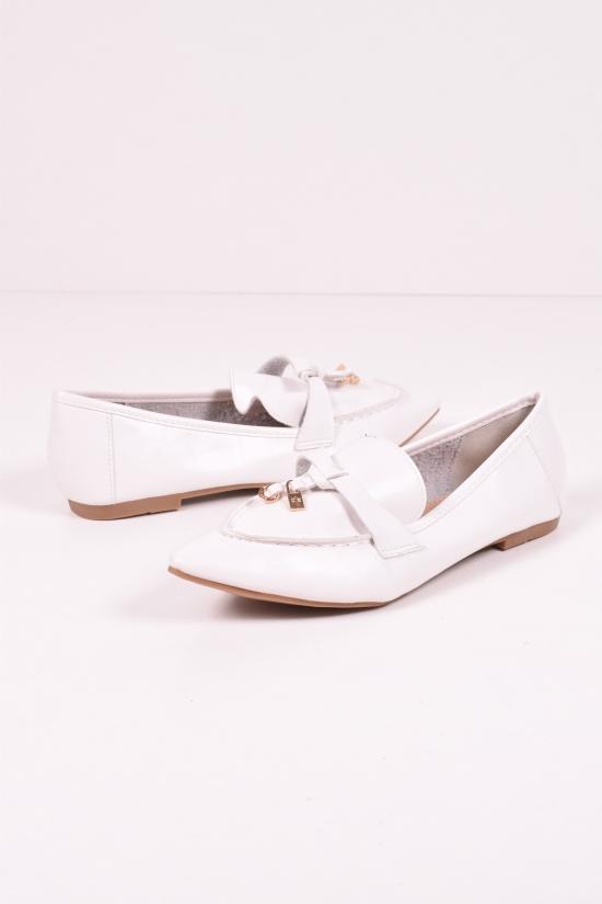 Туфли женские LORETTA Размеры в наличии : 36,37,38,39,40,41 арт.E102-3