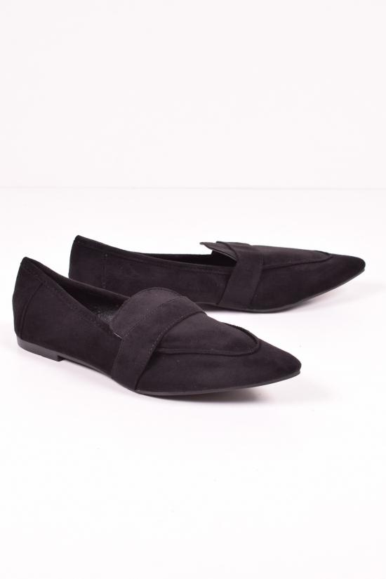 Туфли женские LORETTA Размеры в наличии : 36,37,38,39,40,41 арт.E103-4