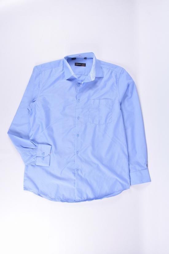 Рубашка мужская FERRERO GIZZI (Cotton 80%,Polyester 20%) Размер ворота в наличии : 40, 41, 42, 43, 44, 45 арт.SKY2474