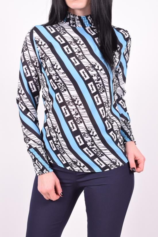 Блузка женская   шифоновая   KARAKAS Размеры в наличии : 40,42,44,46,48 арт.6303