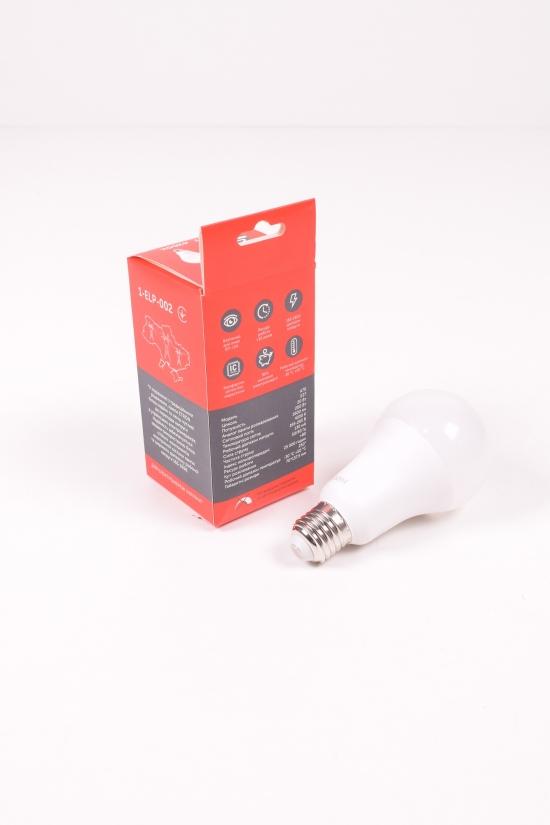 Лампа светодиодная Light Power  (20W, цоколь E27, A70, 4200К) ETRON арт.1-ELP-002