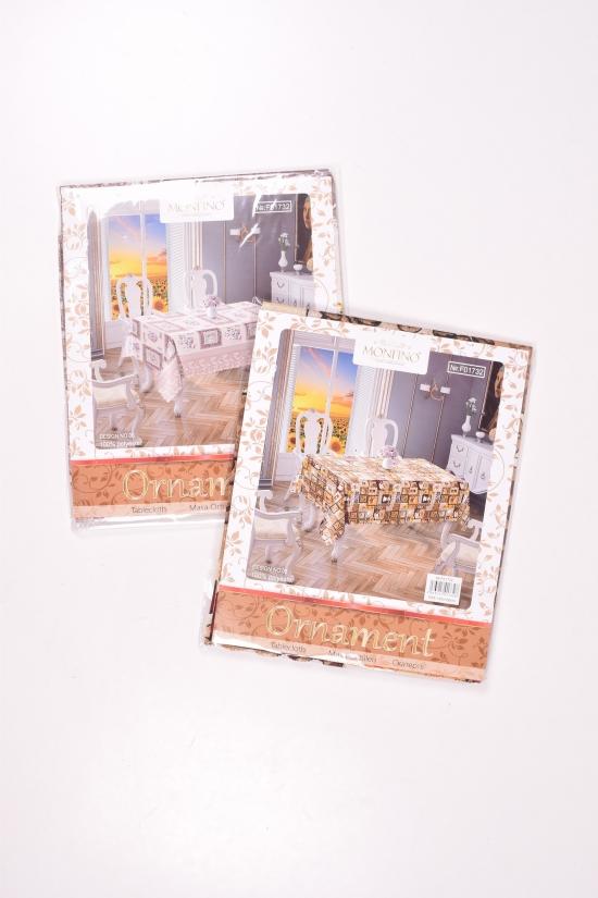 Скатерть тканевая размер 120/150 см арт.F01732