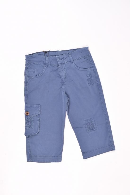 Капри для мальчика (цв.синий) TATI Рост в наличии : 122, 128 арт.300310