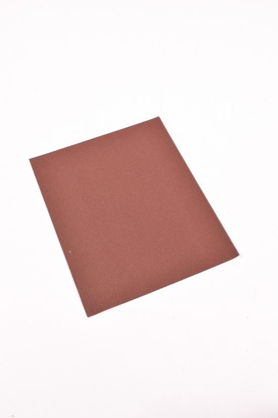 Шлифлист на бумажной основе Р240 230х280мм (водостойкий) арт.756149