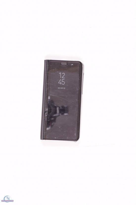 Чехол-книжка Samsung  A8(2018) (Black) арт.Samsung A8(2018)