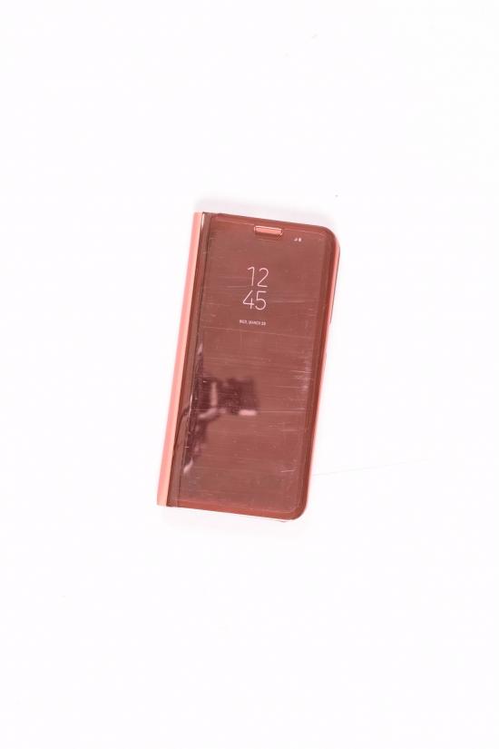 Чехол-книжка Samsung S7edge (Pink) арт.Samsung S7edge