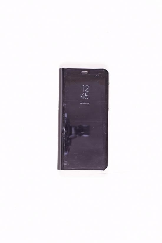 Чехол-книжка Samsung  A8+(2018) (Black) арт.Samsung A8+(2018)