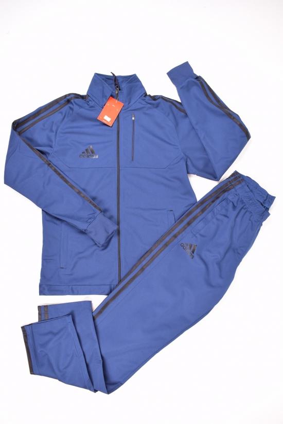 Костюм спортивный (цв.синий) для мальчика (юниор)  трикотажный Nike Размеры в наличии : 42,44,46,48,50 арт.909