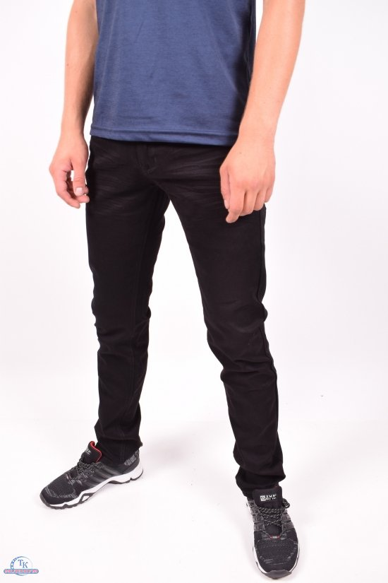 Джинсы мужские стрейчевые Fang Jeans Размеры в наличии : 30,31,32,33,34,35,36 арт.A-2283