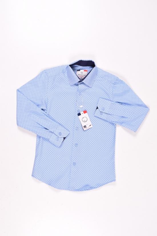 "Рубашка для мальчика ""IKEENZY"" Объем в наличии : 110 арт.B-SDK7971"