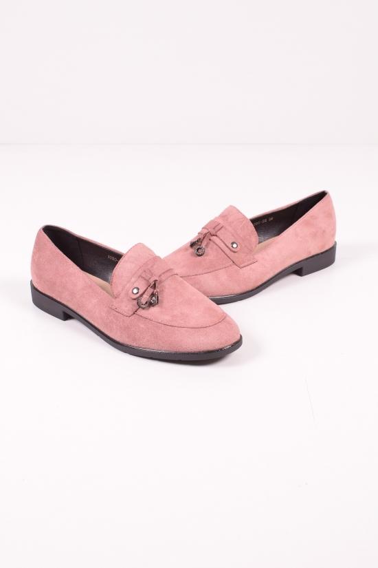 Туфли женские Meideli Размеры в наличии : 36,37,38,39,40 арт.1090-25