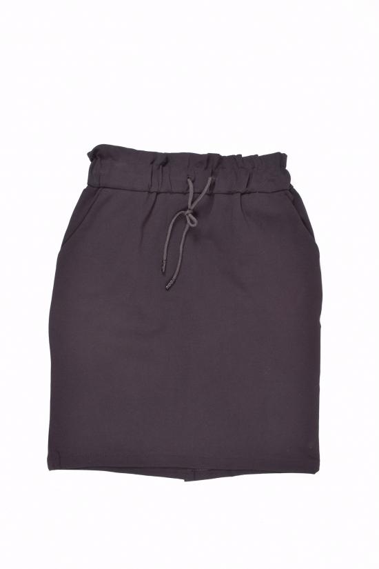 Юбка для девочки  (цв.чёрный) Fudeyan Роста в наличии : 158,164,170 арт.689