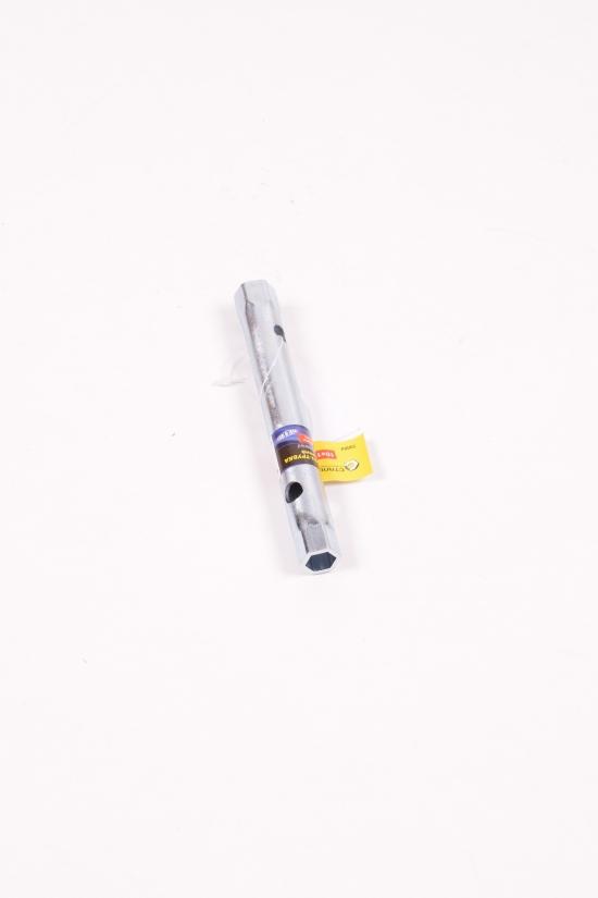 """Ключ-трубка торцевой 10/12мм оцинкованный """"Сталь"""" арт.70084"""
