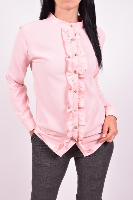 Блузка женская  (цв.пудры ) NEW Prize Размеры в наличии : 42,44,46,48,50 арт.5454
