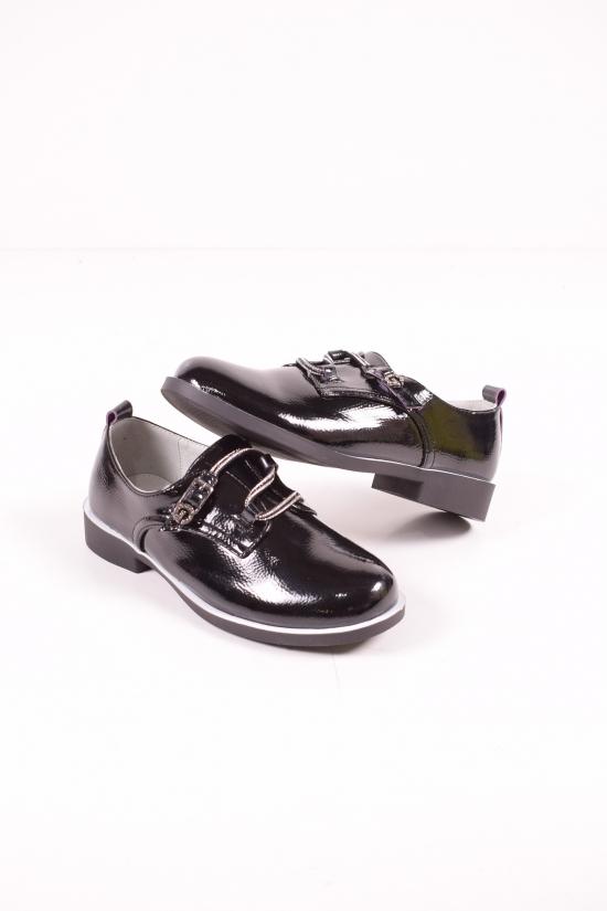 """Туфли для девочки   """"Башили"""" Размеры в наличии : 32,33,34,35,36,37,38 арт.AE25-10"""