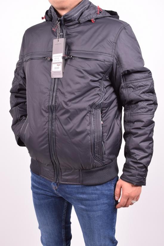Куртка мужская из плащевки демисезонная NANKAI  (color 17) Размеры в наличии : 46,48 арт.B-2038