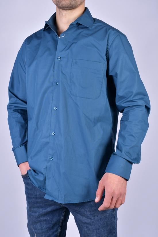 """Рубашка мужская """"Salvatore Russo"""" Размер ворота в наличии : 40,41,42,43,44,45,46 арт.SDK7412"""