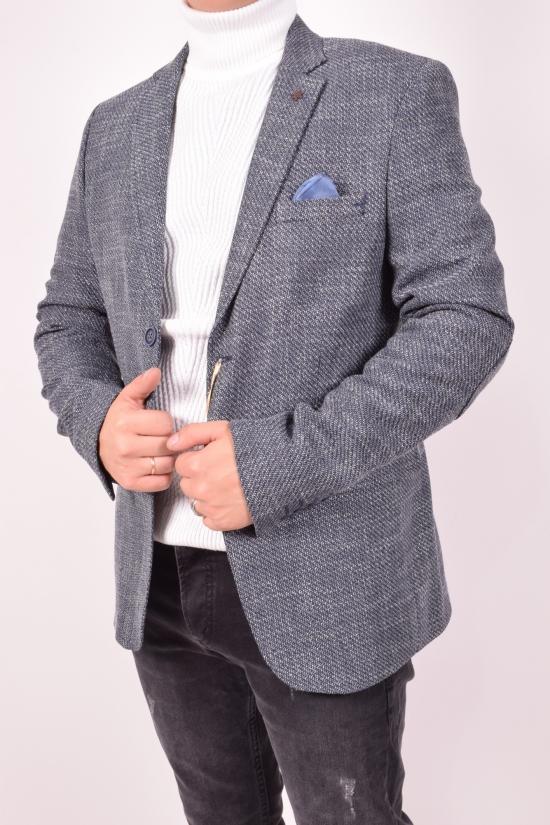 Пиджак мужской (color 240) Palmiro rossi рост 6 (fabric KD-134) Размеры в наличии : 46,48,50 арт.5001