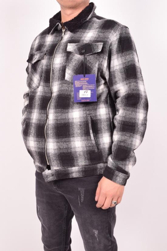 """Пиджак мужской """"JOHN LUCCA"""" Размеры в наличии : 44,46,50 арт.F558JL"""