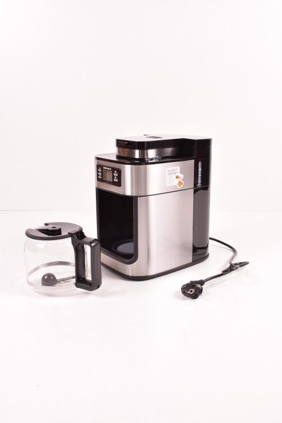 Капельная кофеварка 1050w 1.2.л GRUNHELM арт.GDC-G1058
