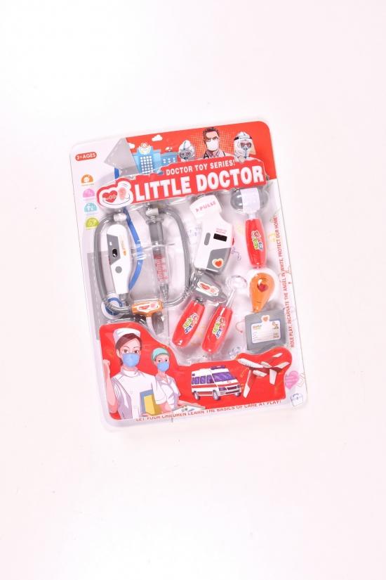 Доктор стетоскоп шприц бесконтактный градусник арт.998-10