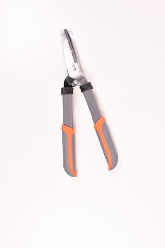 Ножницы для кустов стальные рукоятки 406мм арт.5024564