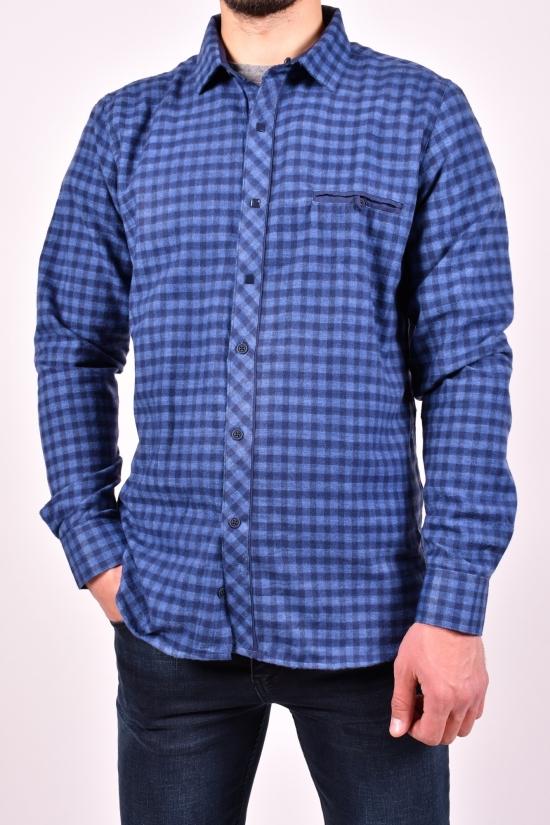 """Рубашка мужская """"BROSARD"""" Размеры в наличии : 37, 39, 41, 43, 44, 45, 46, 48 арт.SKY2880"""
