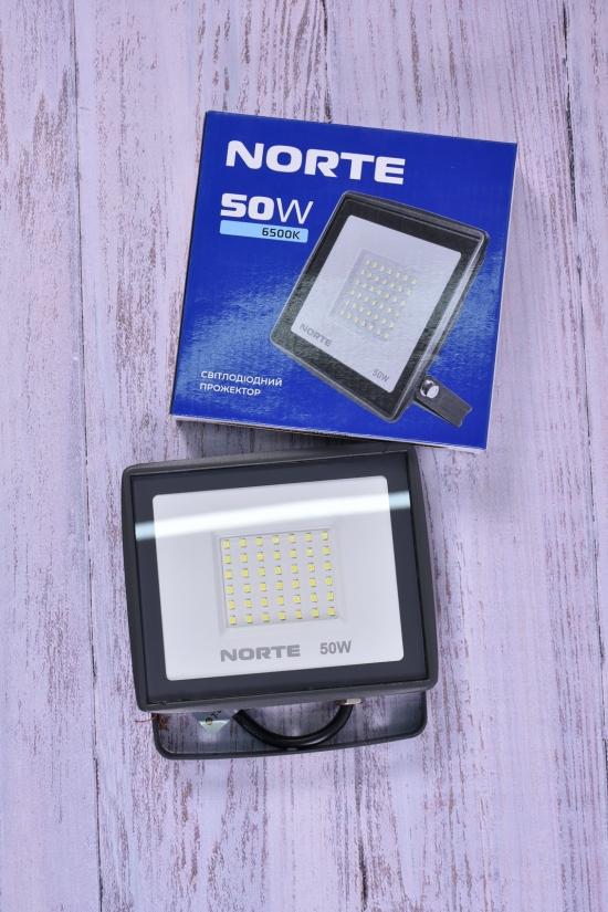 Прожектор светодиодный NORTE ( 50W , 6500K ) арт.1-NSP-1205