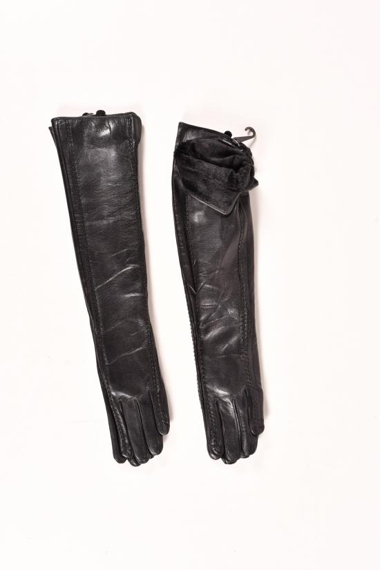 Перчатки женские кожаные PAIDI арт.901-5