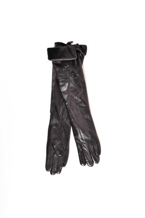 Перчатки женские кожаные PAIDI арт.901-3