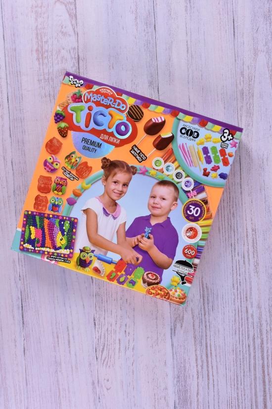 """Тесто для лепки """"Master Do"""" коробка 30 цветов 20г  /6 арт.TMD-03-06"""