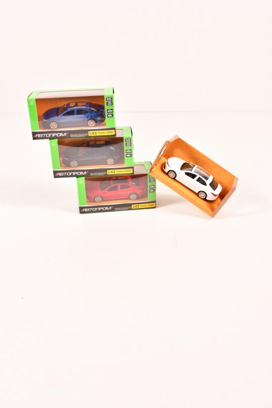 """Машинка металлическая """"Автопром""""  ( 1:43 ) TOYOTA CAMRY  14.5/6.5/7см арт.4339"""