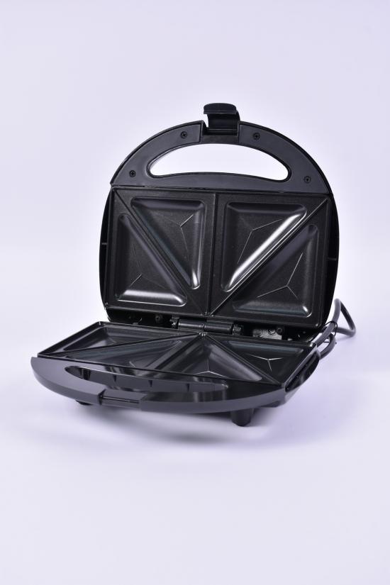 Сэндвичмейкер  800w  GRUNHELM арт.GSM810