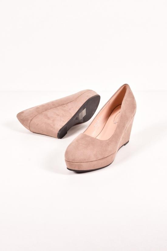 Туфли женские  AODEMA Размеры в наличии : 37, 38, 40 арт.ND03-2