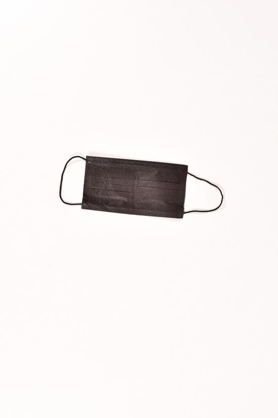 Защитная маска (цв.черный) размер18/10см арт.маска