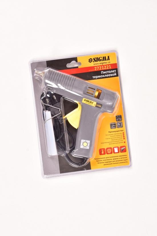 Пистолет термоклеевой с регул. температуры (140-220 С) арт.2721221