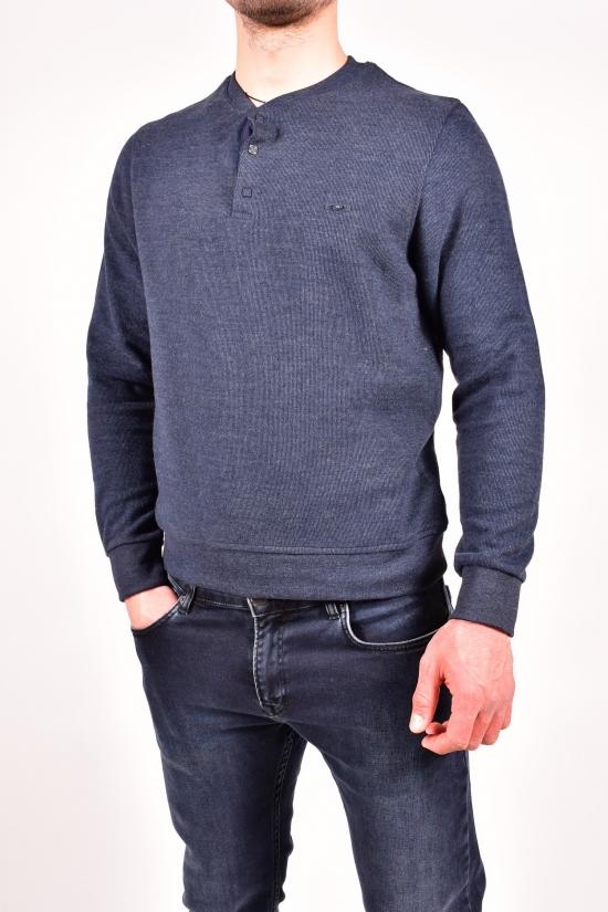 Джемпер мужской (цв.т.синий) Stendo Размер в наличии : 46 арт.S20-2542
