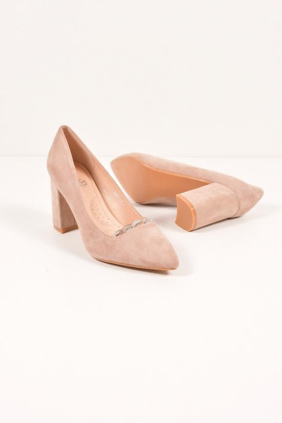 """Туфли женские """"Башили"""" Размеры в наличии : 36,37,38,39,40 арт.21969-2"""