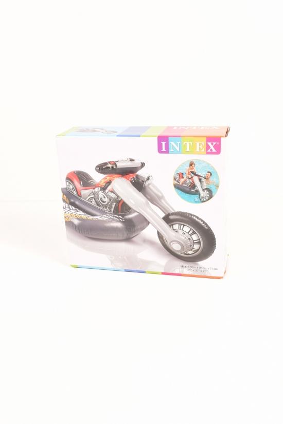 Мотоцикл надувной (в коробке 180/94/71см.) арт.57534