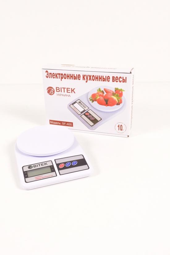 Веса кухонные электронные до 10 кг. арт.SF-400
