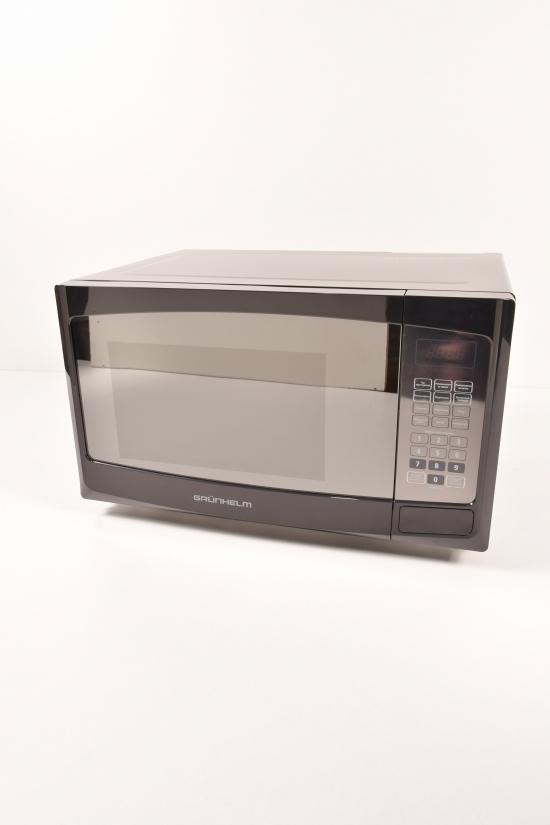 Микроволновая печь 23л.800W GRUNHELM (цв.черный) арт.23MX523-B