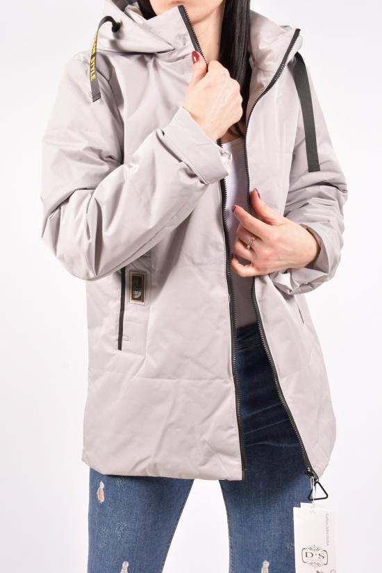 Куртка женская демисезонная (цв.серый) D.S Размеры в наличии : 50,56 арт.20-5065