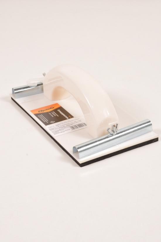 Сеткодержатель 230х120 мм пластиковый с зажимом арт.758515