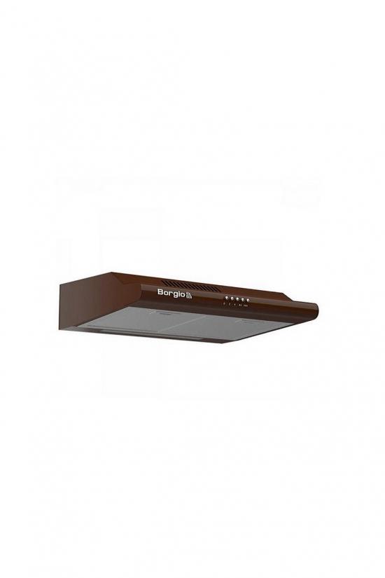 Вытяжка кухонная Borgio Gio 50 (цв.коричневый) арт.GIO50