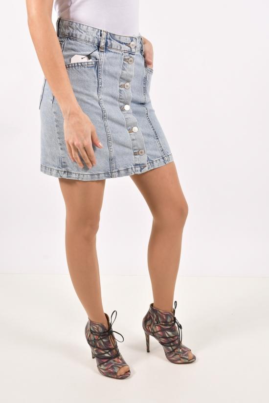 Юбка женская джинсовая OREO Размеры в наличии : 25,26,27 арт.5068