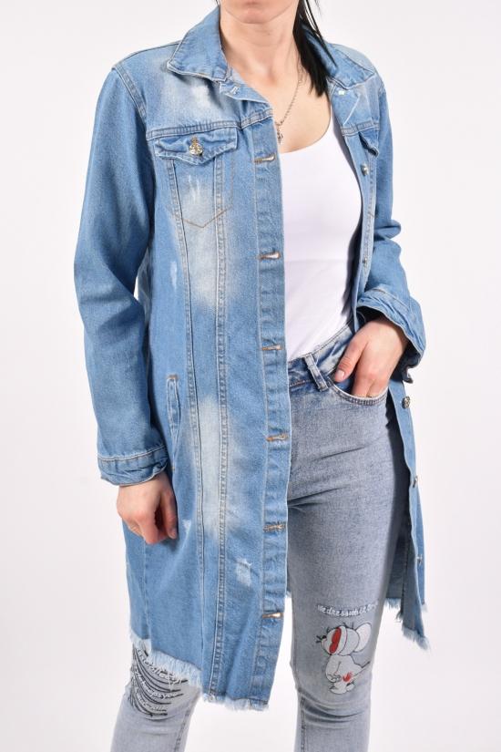 Кардиган женский джинсовый OREO Размеры в наличии : 42,44 арт.5056