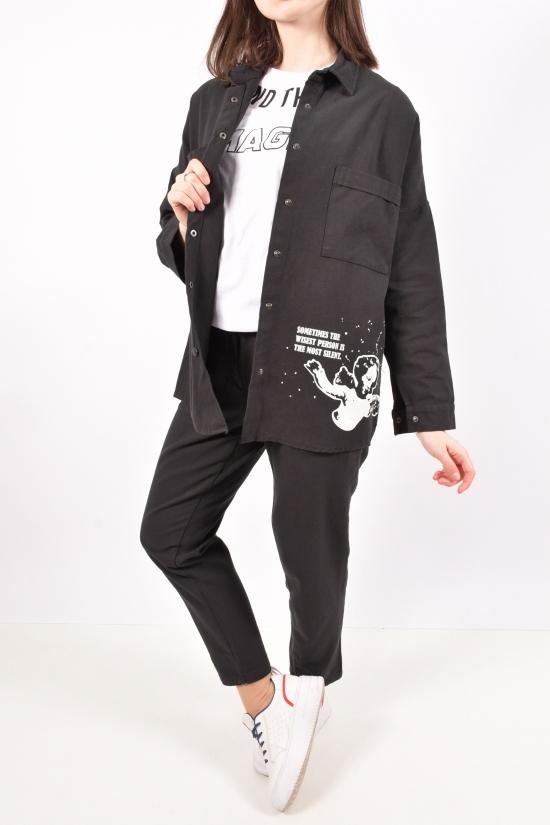 Пиджак женский (цв.черный) ASIST Размеры в наличии : 40,42,44 арт.3201